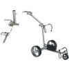 Tourmade – Chariot de golf TOUR MADE RT 730 LI Acier Inox moteur tubulaire et batterie lithium