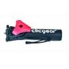 Clicgear Deluxe – Porte-parapluie – Noir/Rouge