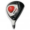 TaylorMade TM/0010 Bois à manche en graphite Golf R11 TP Fairway pour droitier, Stiff S, 15.5, Noir