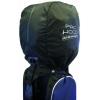Golfers Club 'Pac Hood' – Protection pour sac de golf – Noir