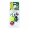Novelty – Balles de golf – Design ballons de sport – Lot de 6