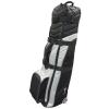 Asbri Golf Tech – Housse de sac de golf – Noir/argent