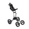 Bag Boy – Chariots manuels – Chariot Quad Bagboy gris