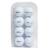 Second Chance Srixon 8 Balles de golf de récupération Qualité supérieure Grade B