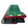 Best 11560 Tapis d'entraînement au golf Infinity avec monture inclinable et nettoyant pour le tapis