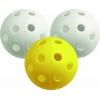 Longridge – Boite de 12 balles de golf Airflow – Blanc
