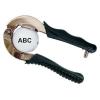 Longridge – balle Monogrammer Golf – Noir/Argent