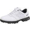 Nike Golf Chaussures de Golf Air Tour Saddle Homme Blanc