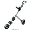 Masters 3 Series 3 – Chariot de golf 3 roues – Noir