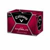 Callaway Diablo Unisex – Balle de golf mixte – Blanc