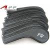 H07 long couvre-fer au cou en 2 tone nylon avec la fermeture éclair d'entrée