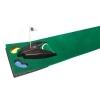 PGA – Tapis de putting avec retour de balle automatique