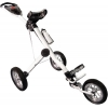 Longridge Eze Glide Chariot de golf Blanc