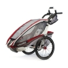 Chariot 10101212 CX1 Remorque enfant Burgundy Reviews