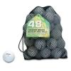 Second Chance Premium Titleist 48 balles de golf recyclées de catégorie A
