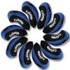 Callaway capuchon fer de golf 10pcs noir /bleu MT/C02