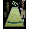 tapis de Golf Package:lot 3 pieces Tapis putting Paceyourputt CLASSIC model 2013 de Peekace Nouveau concept Breveté 400 x 60cm+ Ball liner marker + Miroir 27×45 cm pour l'entrainement au putting Reviews