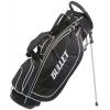 Bullet Deluxe 8.5 pouces Sac trépied de golf avec diviseur 14 Chemin Noir