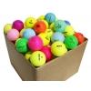 Second Chance 100 Balles de golf Récupération Qualité supérieure Grade A Couleurs optiques
