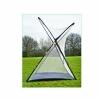 Longridge Filet d'entrainement golf grande taille Noir/Blanc