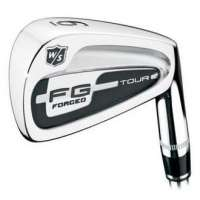 Wilson Staff FG Tour Forged Irons (Steel Shaft)