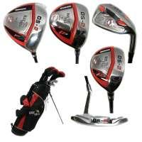 BAY HILL Golfset OS-2 – Set de golf complet pour homme