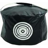 Longridge Power Bag Sac d'impact entrainement golf Noir